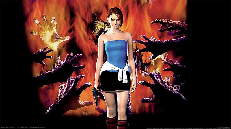 Resident Evil 3 wallpaper or background