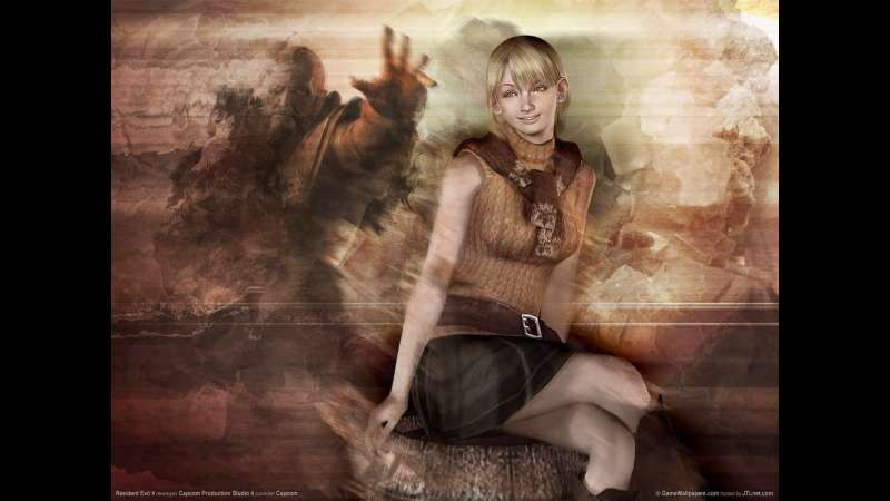 Resident Evil 4 wallpaper or background 02