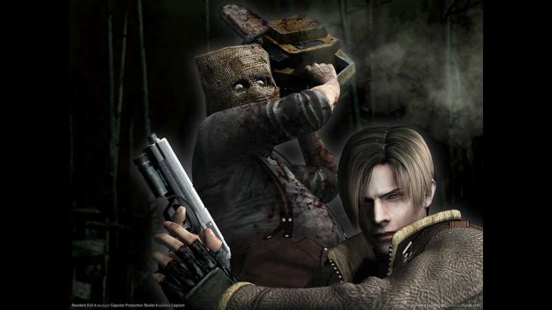 Resident Evil 4 wallpaper or background 04