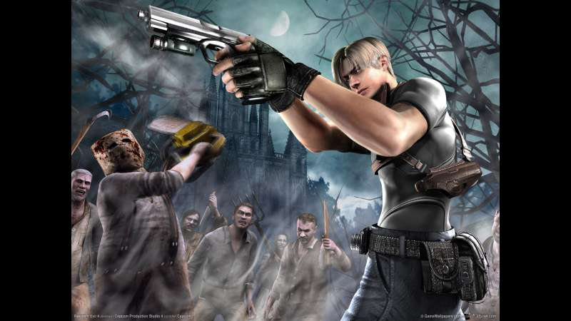Resident Evil 4 wallpaper or background 05