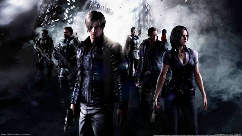 Resident Evil 6 wallpaper or background
