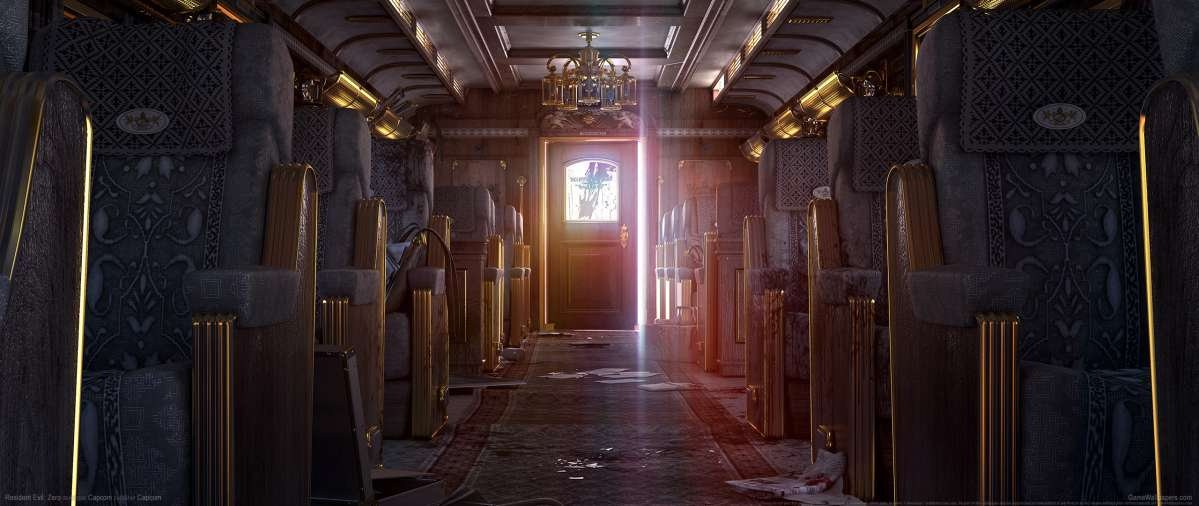 Resident Evil Zero wallpaper or background
