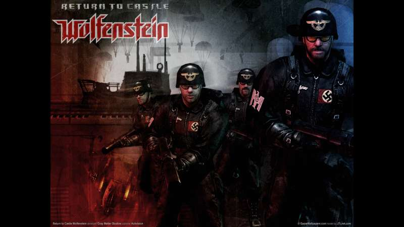 Return to Castle Wolfenstein wallpaper or background 01