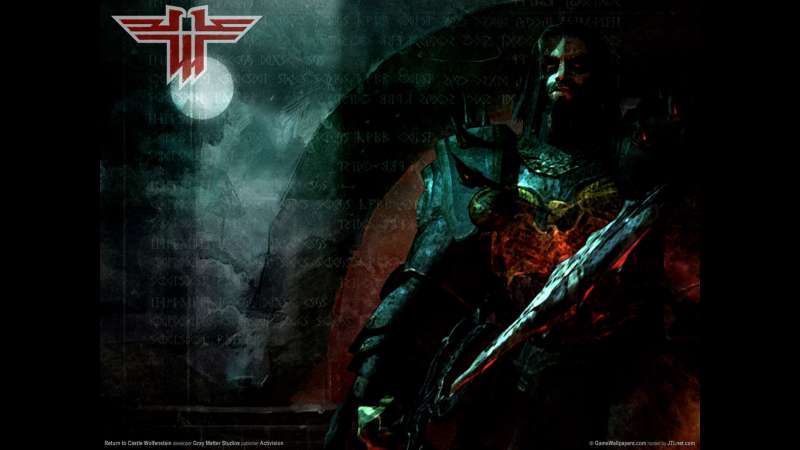 Return to Castle Wolfenstein wallpaper or background 04