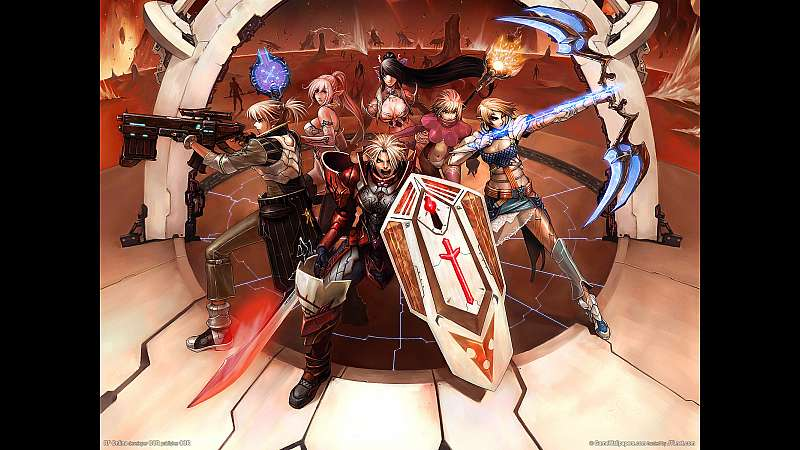 RF Online wallpaper or background