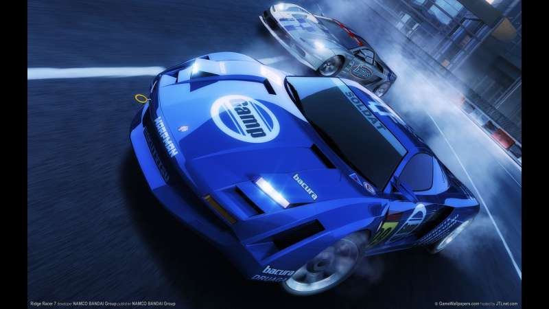 Ridge Racer 7 wallpaper or background 01