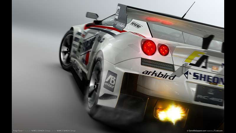 Ridge Racer 7 wallpaper or background 02