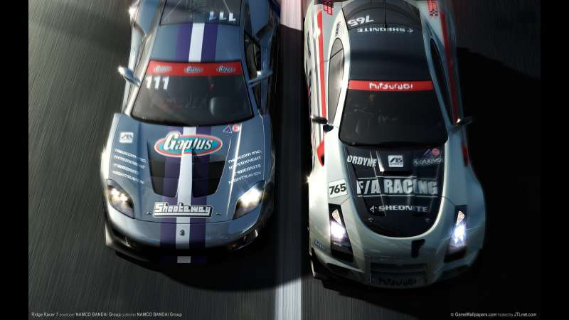 Ridge Racer 7 wallpaper or background 04