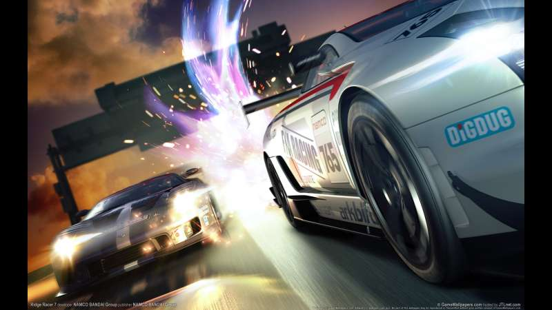 Ridge Racer 7 wallpaper or background 07