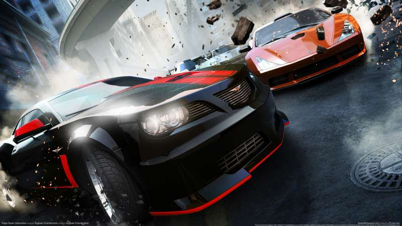 Ridge Racer Unbounded wallpaper or background 02