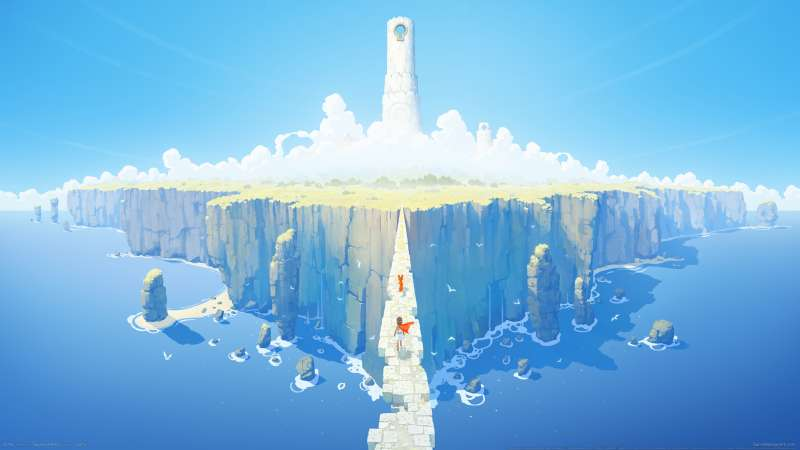 RiME wallpaper or background 01