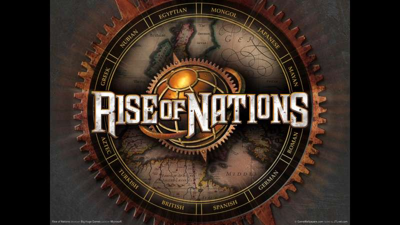 Rise of Nations wallpaper or background 04