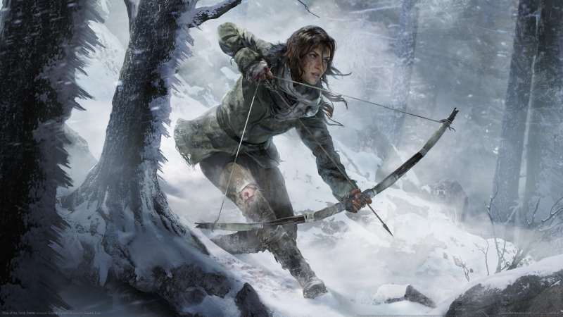 Rise of the Tomb Raider wallpaper or background 01