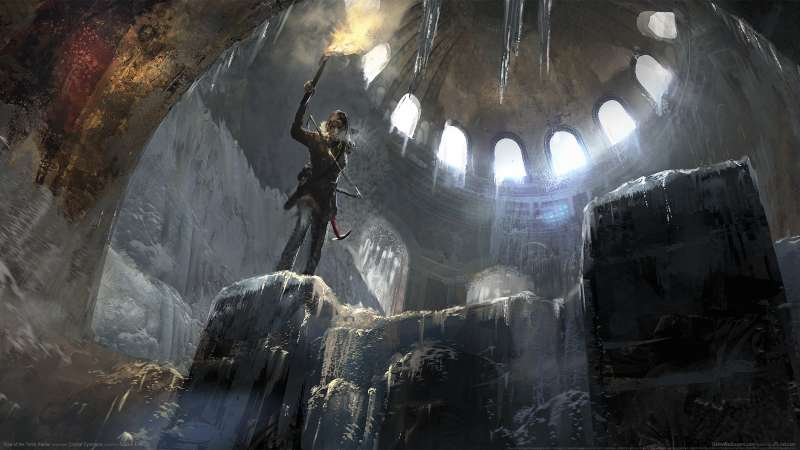Rise of the Tomb Raider wallpaper or background 02