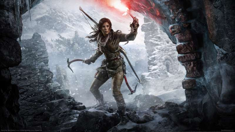 Rise of the Tomb Raider wallpaper or background 05