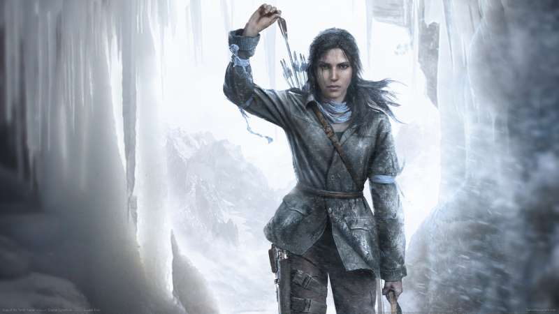 Rise of the Tomb Raider wallpaper or background 06