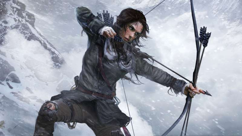 Rise of the Tomb Raider wallpaper or background 21