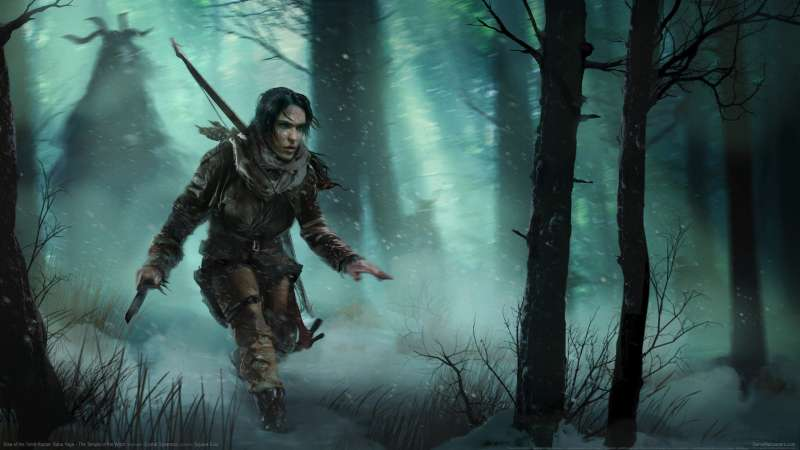 Rise of the Tomb Raider: Baba Yaga - The Temple of the Witch wallpaper or background 01