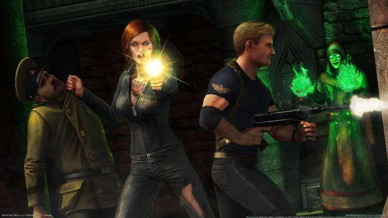 Rise of the Triad wallpaper or background 02