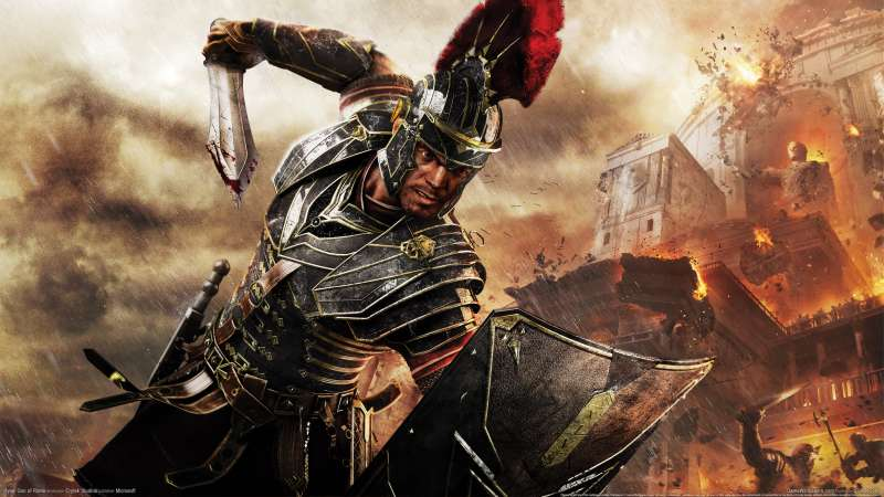 Ryse: Son of Rome wallpaper or background 02