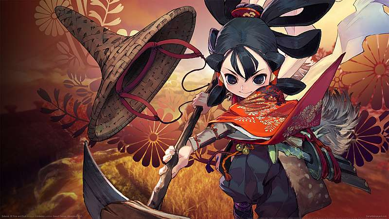 Sakuna: Of Rice and Ruin wallpaper or background