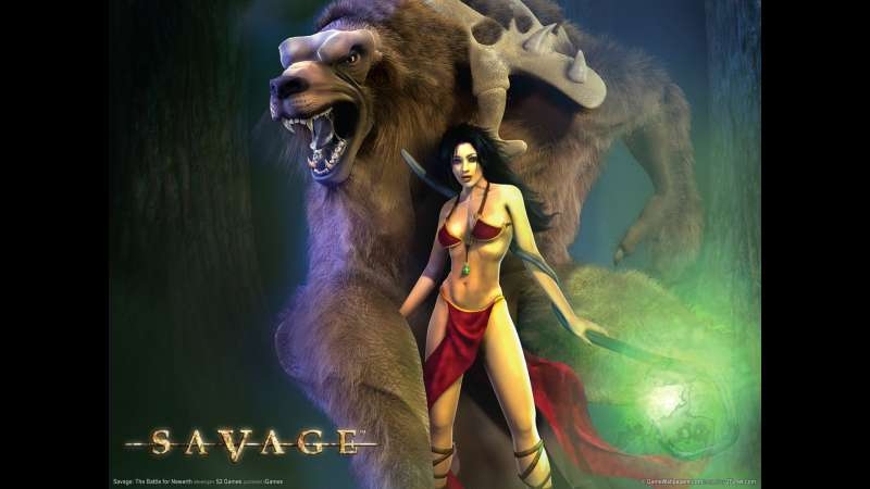 Savage: The Battle for Newerth wallpaper or background 01