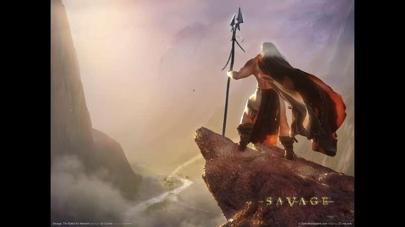 Savage: The Battle for Newerth wallpaper or background 02