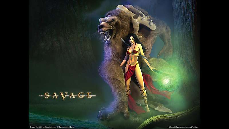 Savage: The Battle for Newerth wallpaper or background