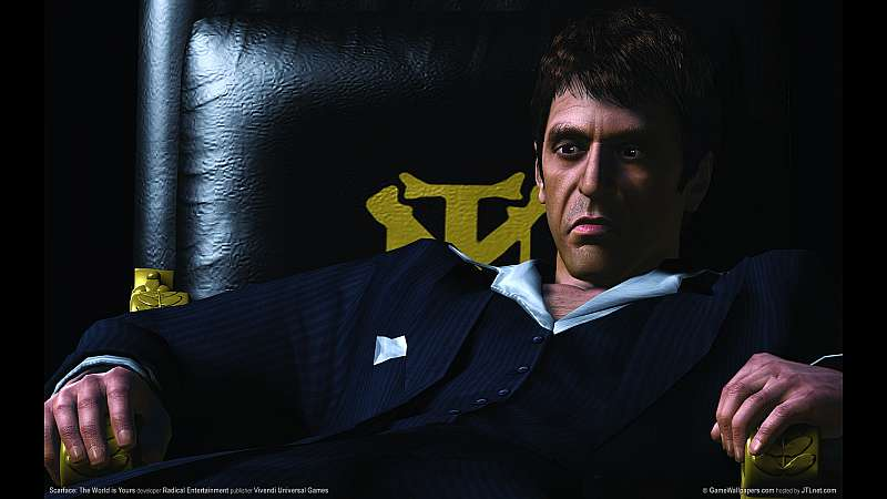 Scarface: The World is Yours wallpaper or background