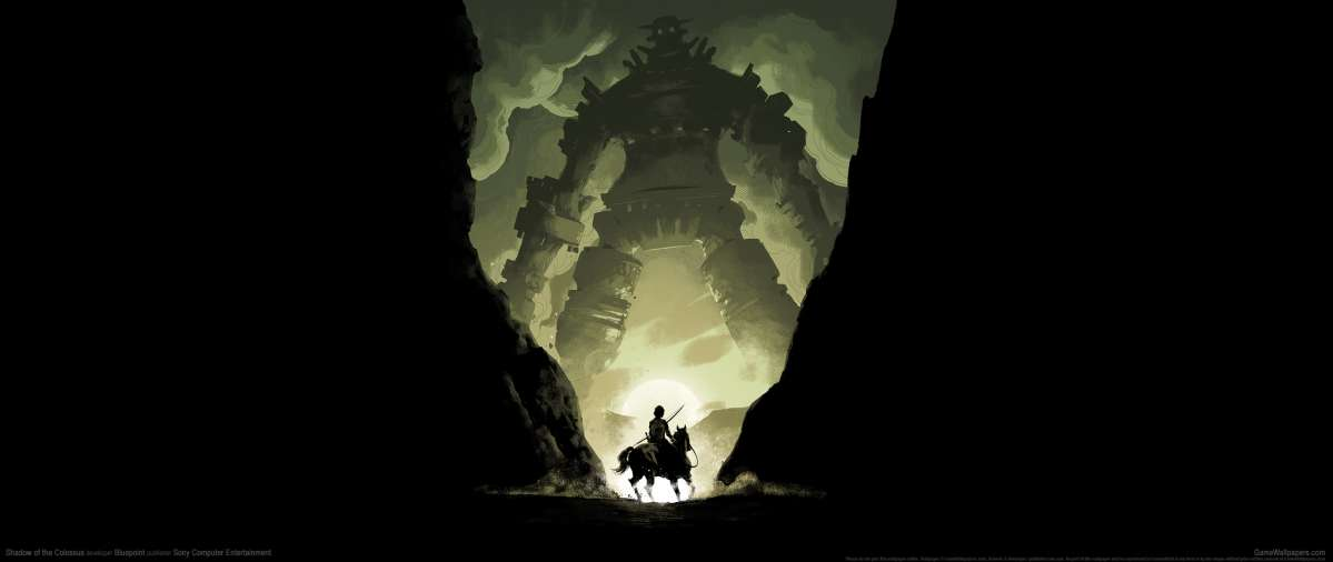 Shadow of the Colossus wallpaper or background