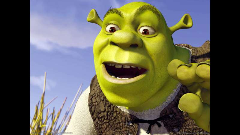 Shrek wallpaper or background 05