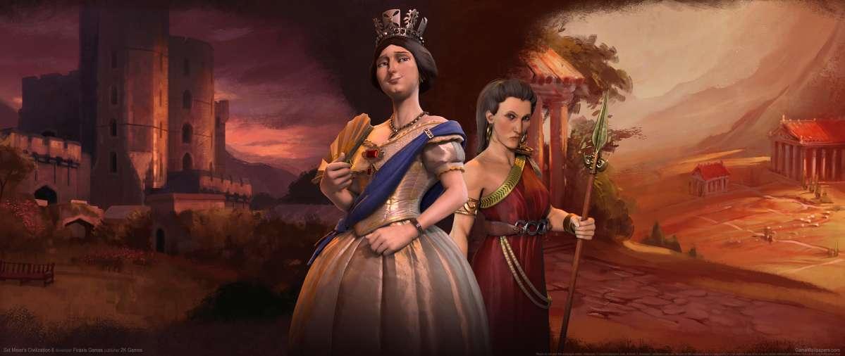 Sid Meier's Civilization 6 UltraWide 21:9 Wallpapers Or