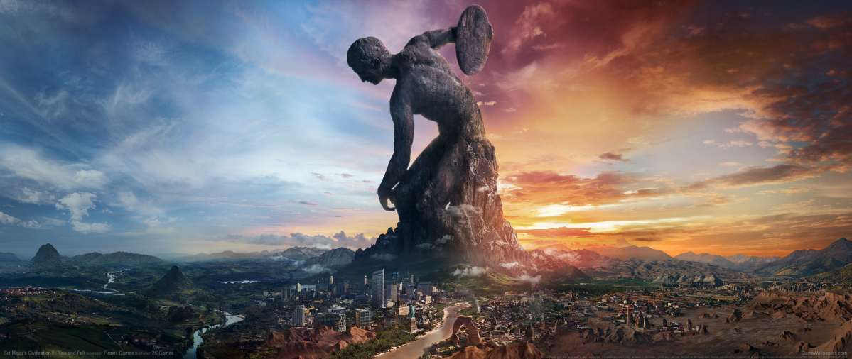 Sid Meier's Civilization 6: Rise and Fall wallpaper or background