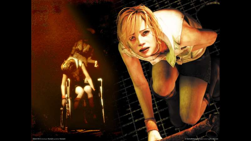 Silent Hill 3 wallpaper or background