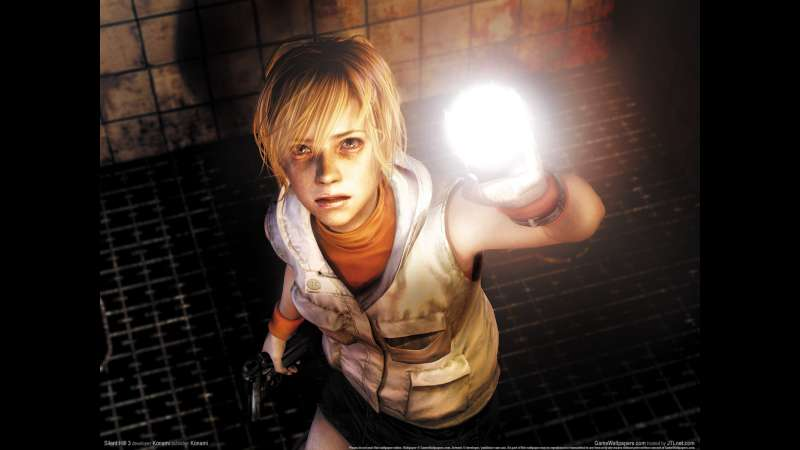 Silent Hill 3 wallpaper or background 05