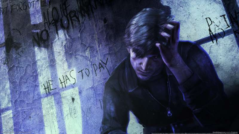 Silent Hill: Downpour wallpaper or background 01