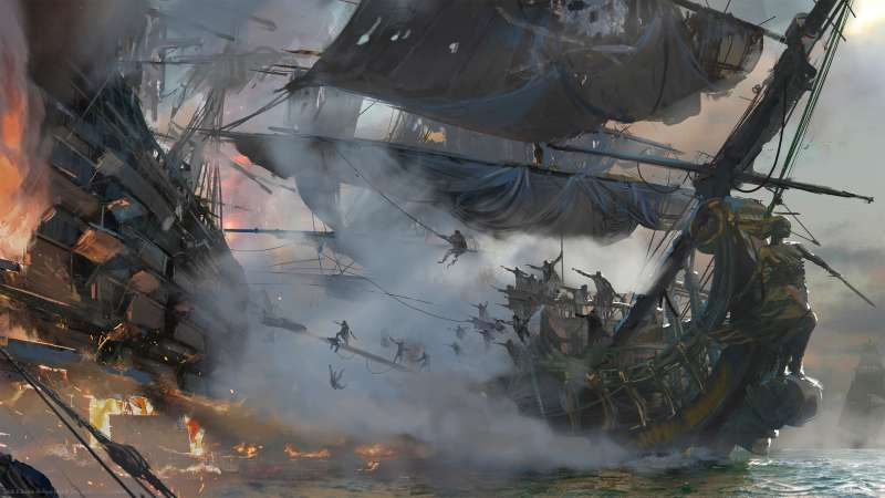 Skull & Bones wallpaper or background