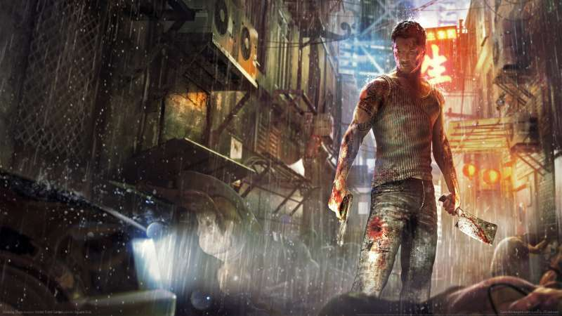 Sleeping Dogs wallpaper or background 04
