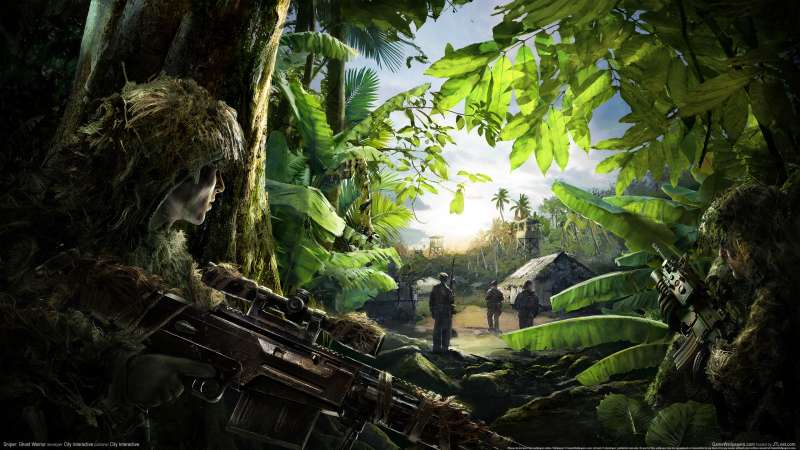 Sniper: Ghost Warrior wallpaper or background 01