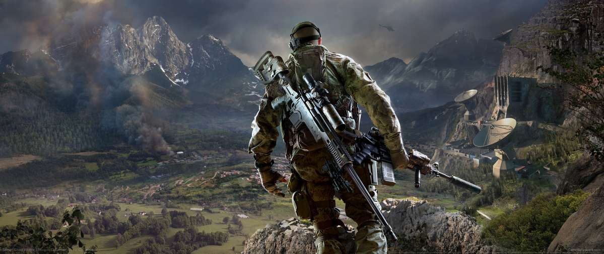 Sniper: Ghost Warrior 3 UltraWide 21:9 Wallpapers Or