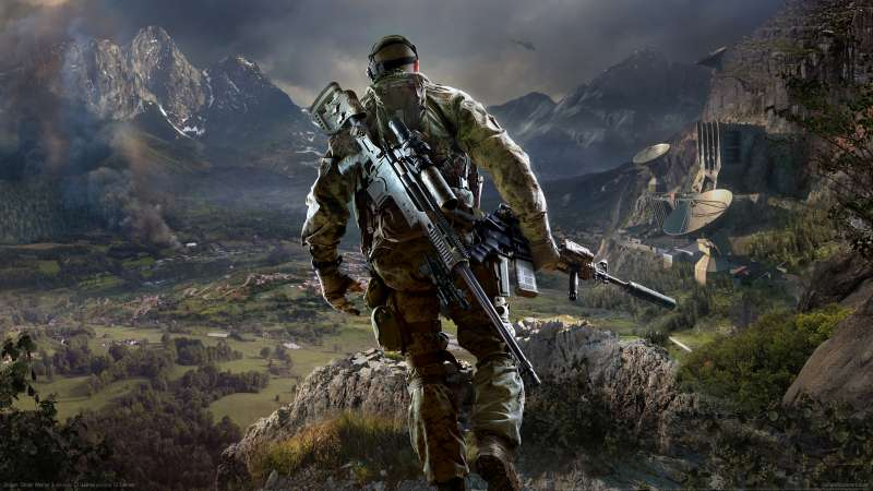 Sniper: Ghost Warrior 3 wallpaper or background