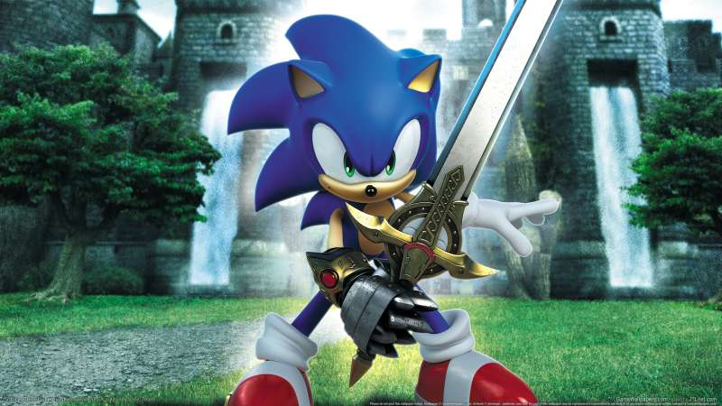 Sonic & The Black Knight wallpaper or background 02