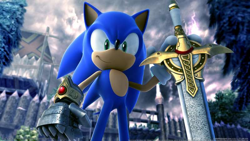 Sonic & The Black Knight wallpaper or background 03