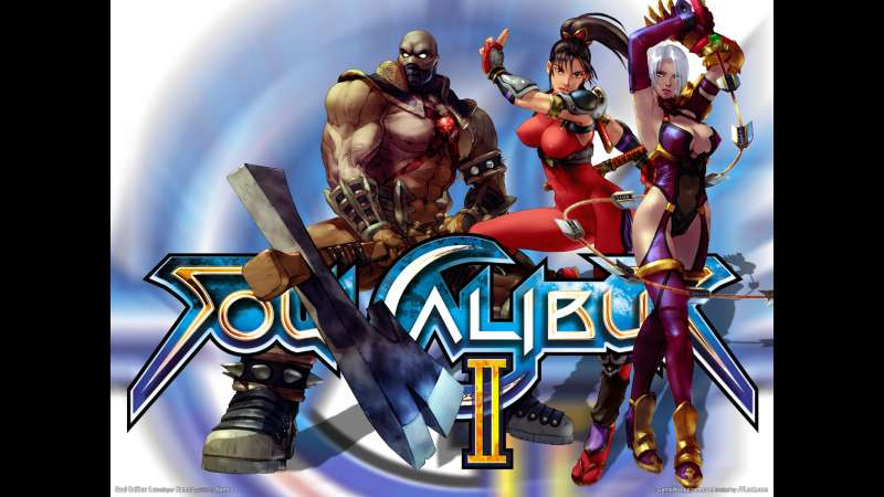 Soul Calibur 2 wallpaper or background 03