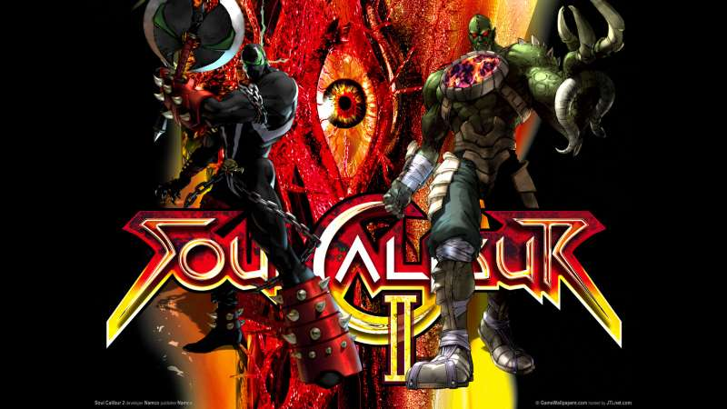 Soul Calibur 2 wallpaper or background 04