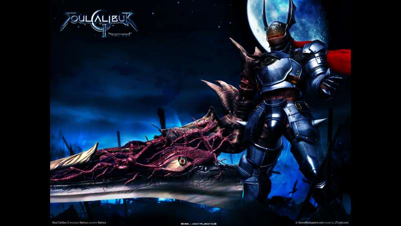 Soul Calibur 2 wallpaper or background 08