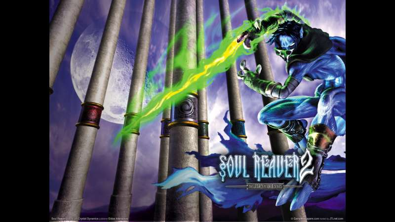 Soul Reaver 2 wallpaper or background 05