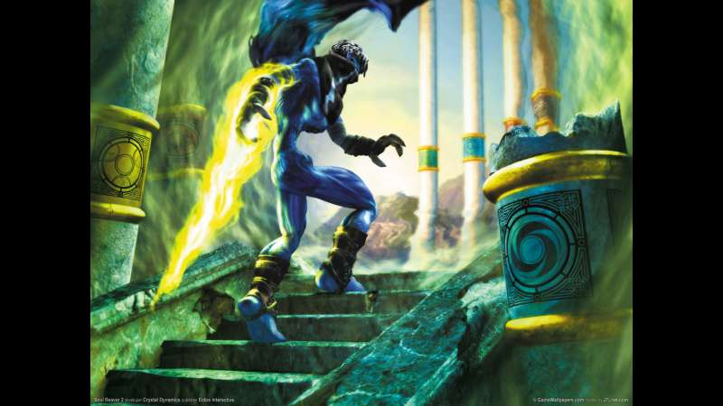 Soul Reaver 2 wallpaper or background 06