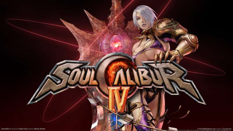 Soulcalibur 4 wallpaper or background 01