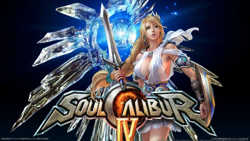 Soulcalibur 4 wallpaper or background 02